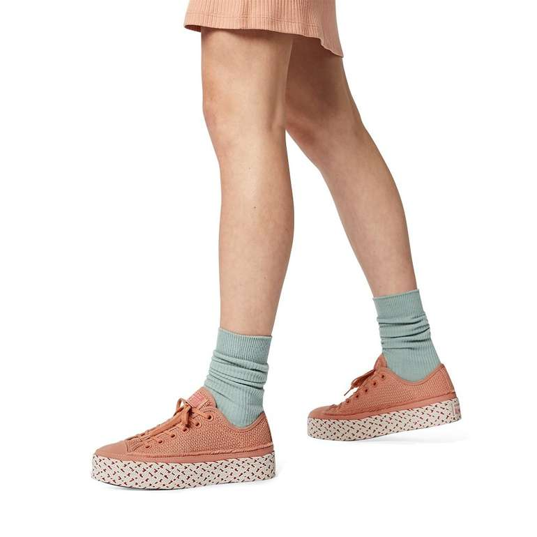 "Converse Sneaker ""Chuck Taylor All Star Espadrille Low Top"" für 37,49€ inkl. Versand (statt 80€)"