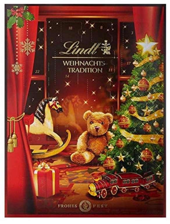 Lindt Weihnachts-Tradition Adventskalender 253g für 10,54€ (statt 16,79€)