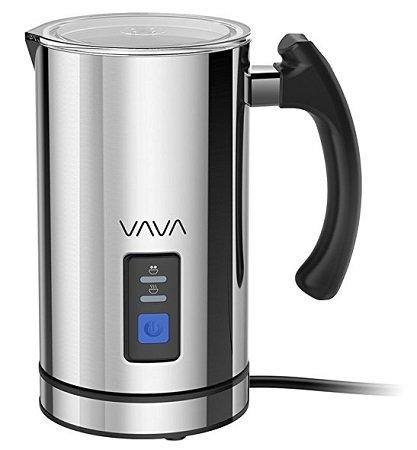 240ml elektrischer VAVA Milchaufschäumer mit 500W Leistung für 26,99€