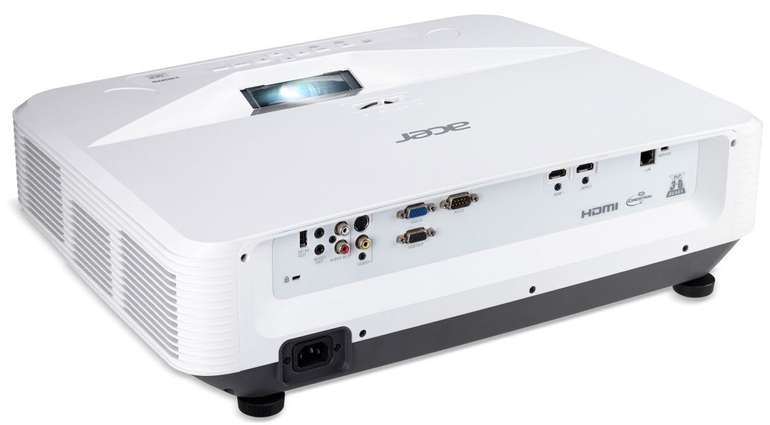 Acer UL6500 Ultrakurzdistanz-Laser-Beamer (DLP, FHD, 5500/4400lm, 2x HDMI, VGA, LAN, USB) für 2.006,77€