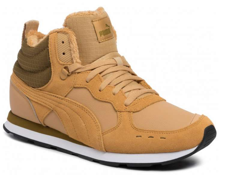 Puma Vista Mid Wtr Herren Sneaker in Braun für 38€inkl. Versand (statt 55€)