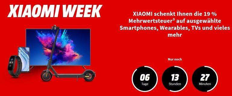 Media Markt Xiaomi Week