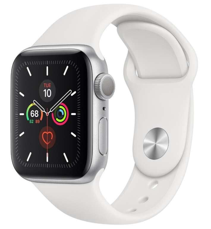 Apple Watch Series 5 (44mm, GPS) mit Sportarmband für 377,91€ (statt 425€) - eBay Plus!