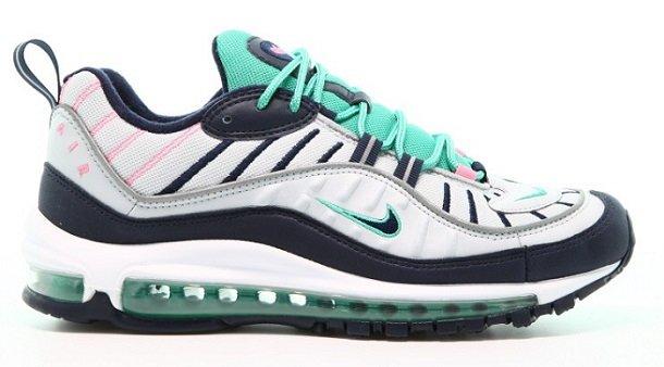 15% Rabatt auf alle Nike Air Max 98 im Afew Store z.B. South Beach für 152,96€