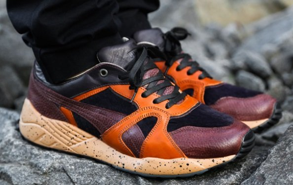 Puma Trinomic XS500 x Made In Italy Premium Sneaker