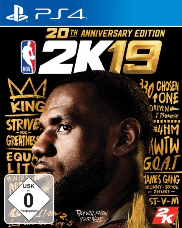 """Die """"Gönn' Dir Dienstag"""" Deals von heute im Blick, z.B. NBA 2K19 PS4 67€"""