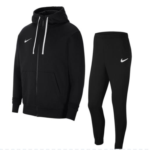 Nike Kinder Jogginganzug Team Park 20 (versch. Farben) für je 42,95€ inkl. Versand (statt 55€)