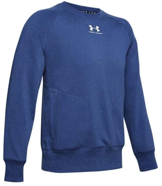 Under Armour Loose Fit Sweatshirt in Royalblau für 21€ inkl. Versand (statt 58€)