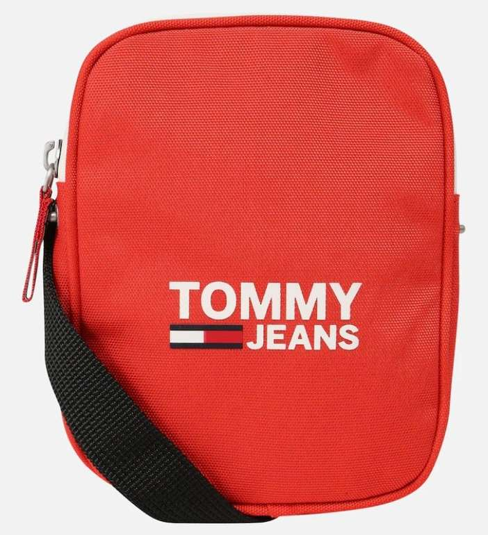 Tommy Jeans Tasche 'TJW Cool City Compact' in rot für 19,99€ inkl. Versand (statt 28€)