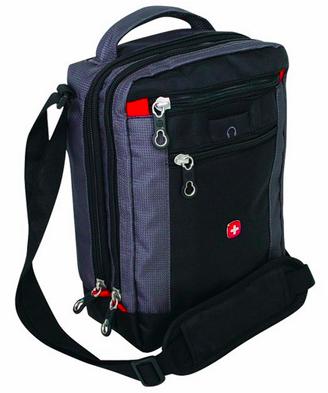 Wenger Vertical Boarding Bag in schwarz für 17,95€ inkl. Versand (statt 28€)