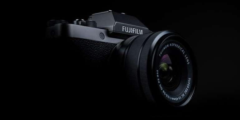 Fujifilm X-T100 Systemkamera