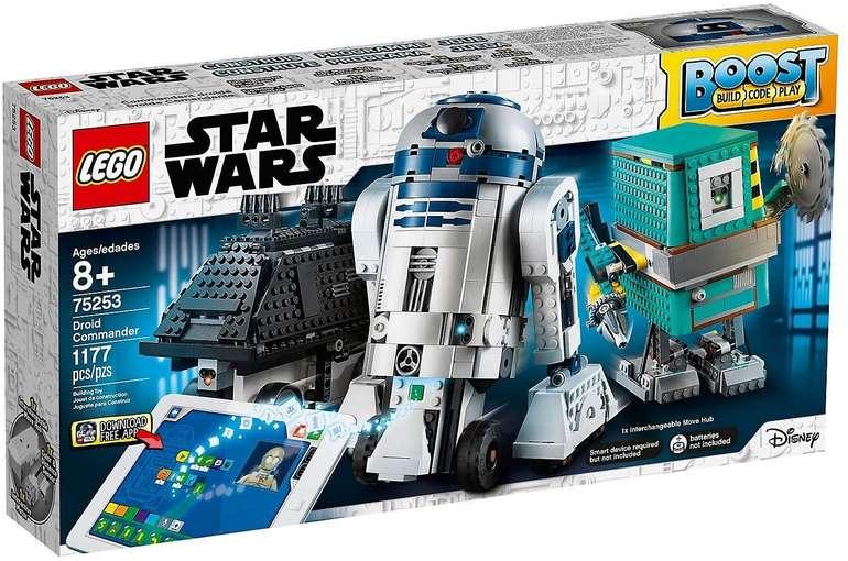 LEGO Star Wars - Boost Droide (75253) für 99,99€ inkl. Versand (statt 129€) - Programmierung per App!