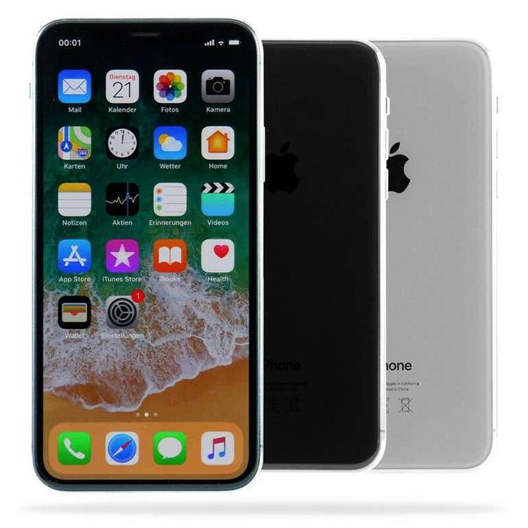 eBay: 10% Rabatt-Gutschein auf B-Ware - z.B. Apple iPhone X 256GB für 449,91€