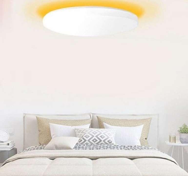 Yeelight Jiaoyue YLXD02YL 650 Deckenlampe für 134,62€ inkl. Versand (statt 180€)