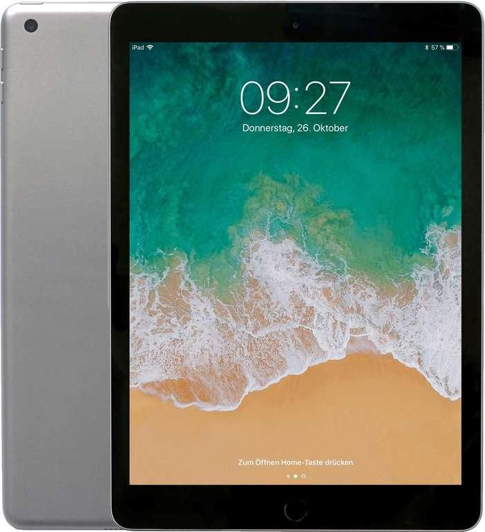 "Apple iPad (2018) 32GB WiFi + Cellular für 242,95€ (statt 427€) – Zustand ""Wie Neu"""