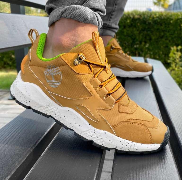 Timberland Ripcord Low Top Herren Sneaker für 48,39€ inkl. Versand (statt 60€)