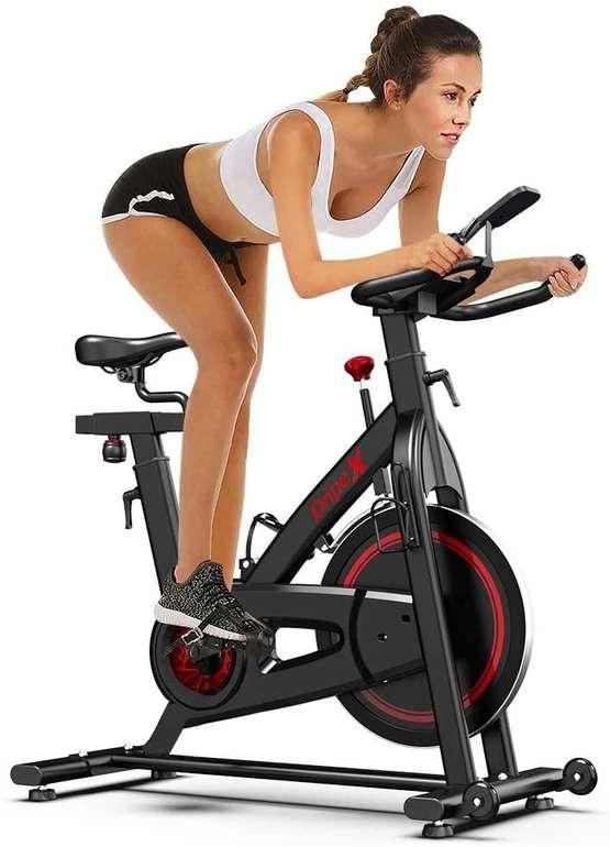 Dripex Heimtrainer Fahrrad (13kg Schwungrad, mit Magnetwiderstand) für 149,99€ inkl. Versand (statt 255€)
