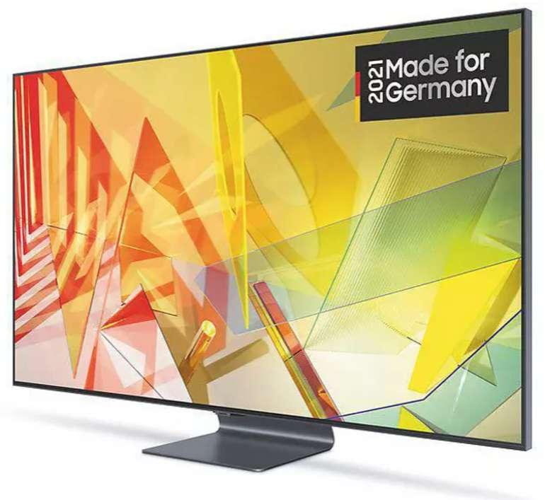 Samsung GQ65Q95TCT QLED TV (Flat, 65 Zoll / 163 cm, UHD 4K, SMART TV) für eff. 1.294€ inkl. Versand (statt 1429€)