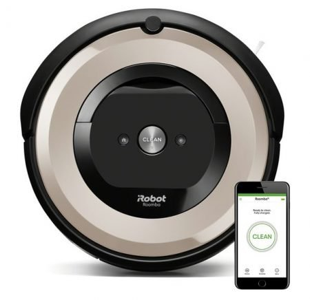 iRobot Roomba e5 Staubsaugerroboter für 369€ inkl. VSK (statt 414€)