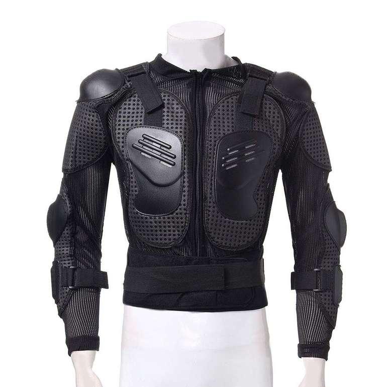 KKmoon Motorrad Pro Jacke mit Rücken-Protektor für 17,99€ inkl. VSK