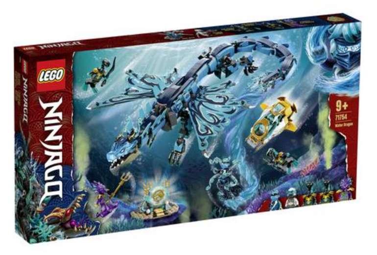 Lego Ninjago Wasserdrache (71754) für 46,99€inkl. Versand (statt 56€)