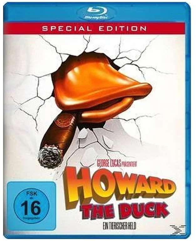 Howard The Duck - Ein tierischer Held Blu-ray) für 3,99€ inkl. Versand (statt 8€)
