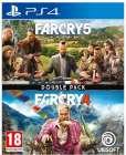 Far Cry 5 + Far Cry 4 Double Pack (PS4) für 19,11€ (statt 24€)