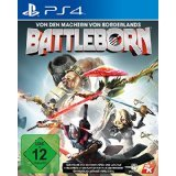 Battleborn für die PlayStation 4 schon für 3,24€ inkl. Versand