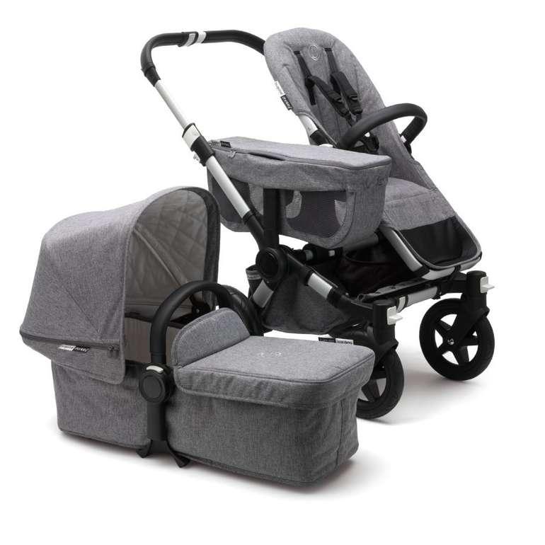 Babymarkt: Bis zu 100€ Rabatt je nach Bestellwert, z.B. Bugaboo Donkey 2 Kinderwagen für 879,99€