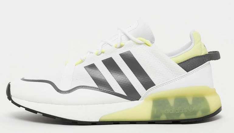 Snipes Flash Sale mit bis zu -30% Extra Rabatt! - z.B. Adidas ZX 2K Boost Pure Schuh - Weiß für 97,99€