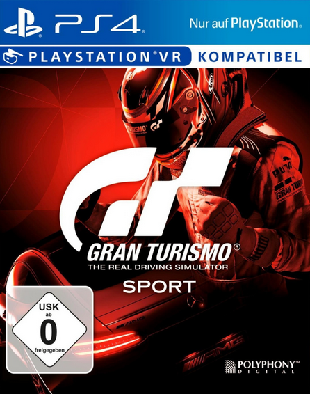 Gran Turismo Sport (PS4) für 15,45€ inkl. Versand (statt 23€)