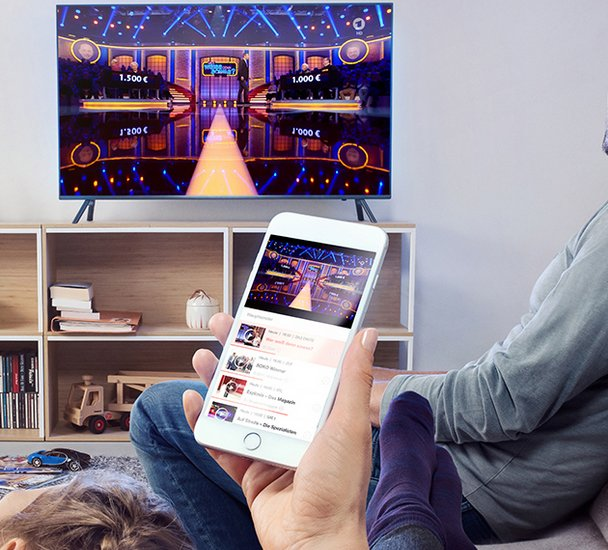 Top! 3 Monate TV Spielfilm Online-Stream (mit über 70 Fernsehsender) für 0,99€