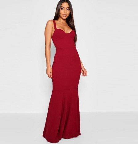 Boohoo: 25% Rabatt auf alle nicht reduzierten Damen Artikel, z.B. Kleid 43,49€