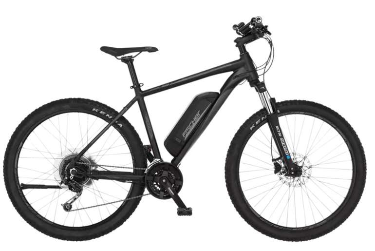 Fischer E-Bikes bei Saturn mit schönen Rabatten - z.B EM 2127 Mountainbike für 1.228,90€ inkl. Versand