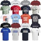 Jack & Jones Herren T-Shirts (versch. Modelle) für je 9,99€ inkl. VSK