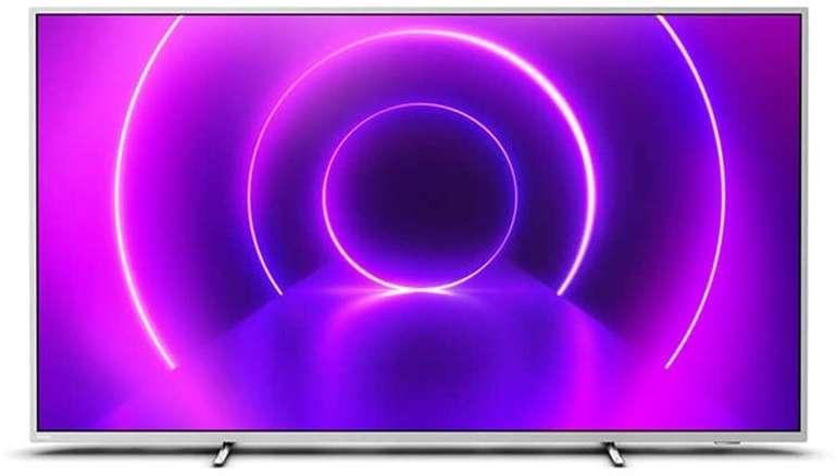 Philips PUS8555 - 70 Zoll UHD 4K Smart-TV mit 3-seitigem Ambilight für 999€ (statt 1.449€)