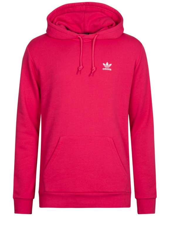 Adidas Originals Trefoil Essentials Hoodie in Pink für 33,94€ inkl. Versand (statt 42€)