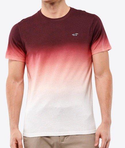 Hollister Herren T-Shirt in 3 Farben ab 14,37€ inkl. Versand (statt 21€)