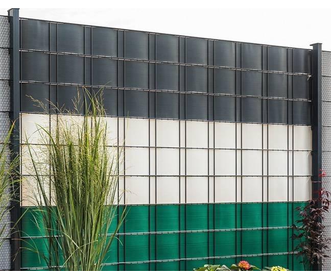 10x Wolketon Sichtschutzstreifen 19cm x 252cm für 32,19€ inkl. Versand (statt 46€)