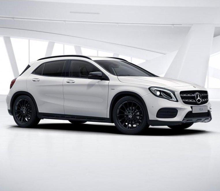 Privat + Gewerbe: Mercedes-Benz GLA 200 AMG Line für 260€ Brutto mtl. leasen