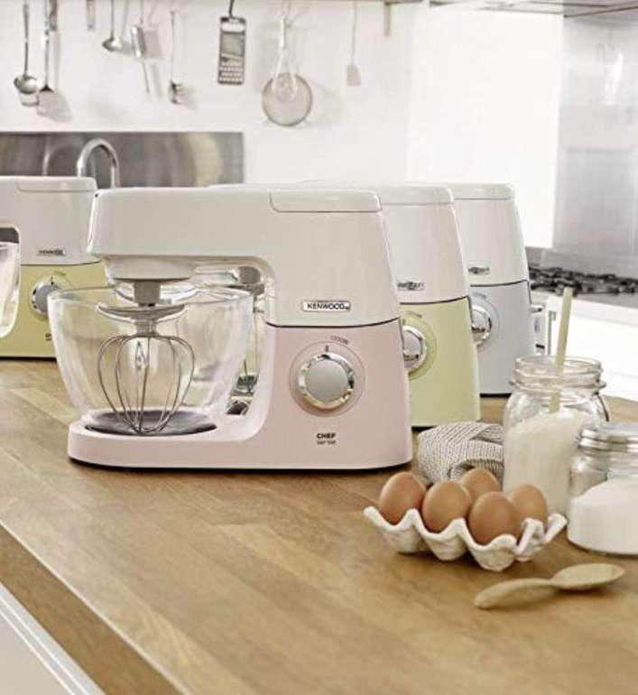 Kenwood KVC5100 Chef Sense Colour Collection Küchenmaschine für 199,90€ (statt 311€)