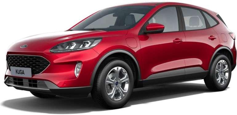 Privat Leasing: Ford Kuga Cool & Connect Hybrid mit 224 PS für 197,79€ mtl. (BAFA, ÜF: 990€, LF 0,49)
