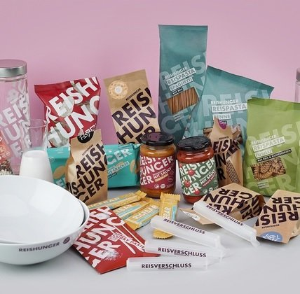 Reishunger Probierboxen reduziert, z.B. Große Deluxe Box für 42,39€ (statt 75€)