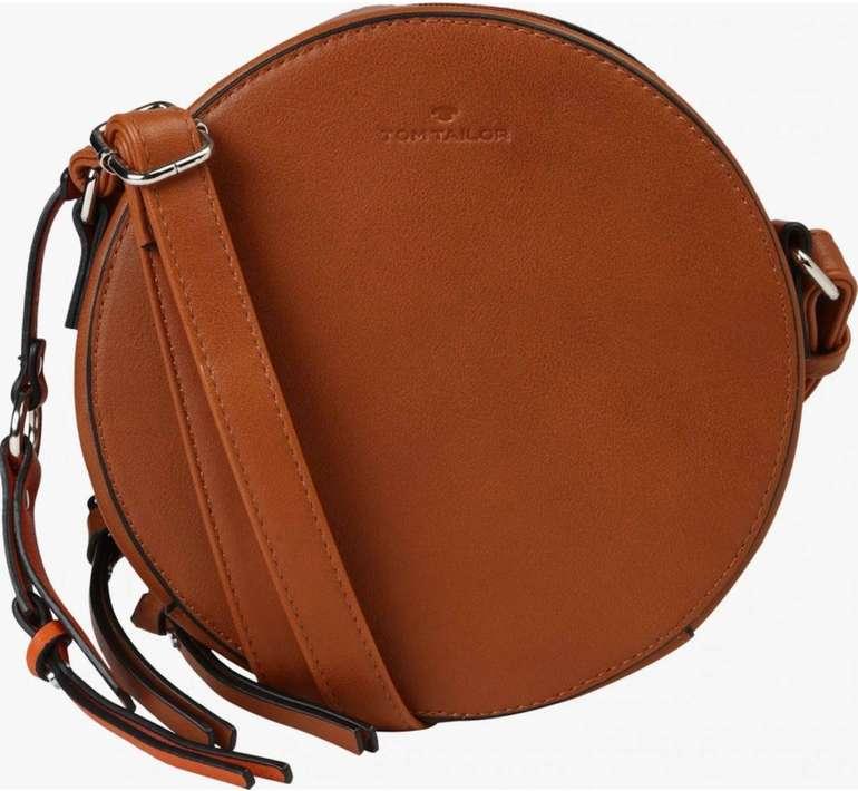 Tom Tailor Tasche 'Milano' mit Materialmix für 23,72€ inkl. Versand (statt 40€)