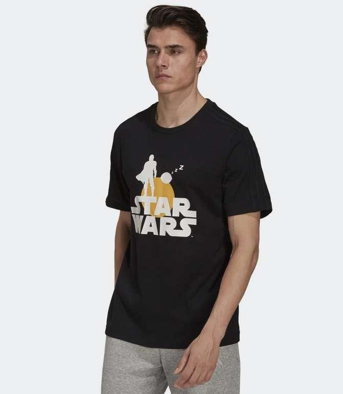 Adidas x Star Wars: The Mandalorian Graphic T-Shirt für je 21€ inkl. Versand (statt 27€) - Creators Club