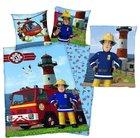 Bettwäsche Set + Fleecedecke für jeweils nur 25€ z.B. Feuerwehrmann Sam