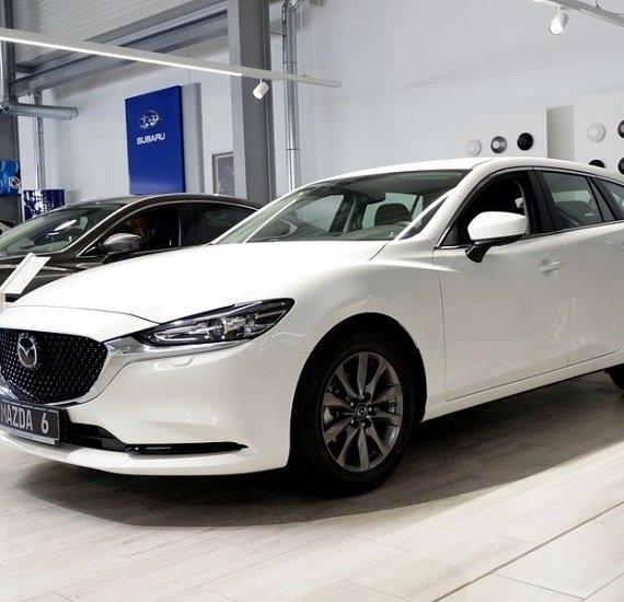 Mazda 6 Prime-Line (145PS) mit 48 Monate & 10.000km pro Jahr ab 199€ Brutto im Privat- oder Gewerbeleasing
