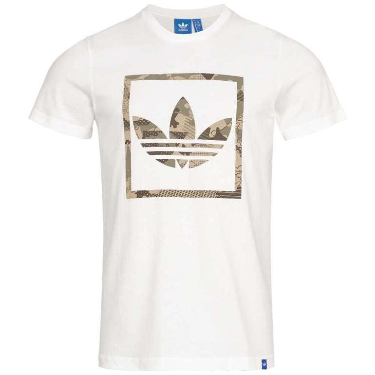 adidas Originals Camo Box Trefoil Herren T-Shirt für 19,94€inkl. Versand (statt 25€)