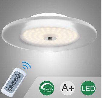 Sunllipe Deckenlampe für 18,49€ oder Pendelleuchte für 19,99€ inkl. VSK