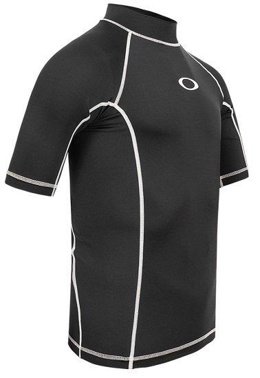 Oakley Reflector Rashguard Herren Wassersport Shirt